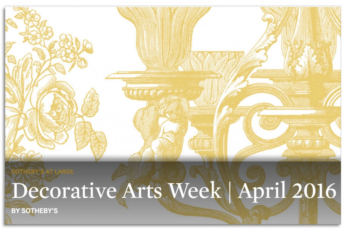 Decorative Arts Week