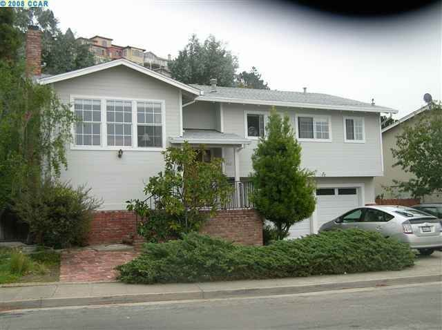 Single Family Homes at 452 CREIGHTON WAY Oakland, California 94619 United States