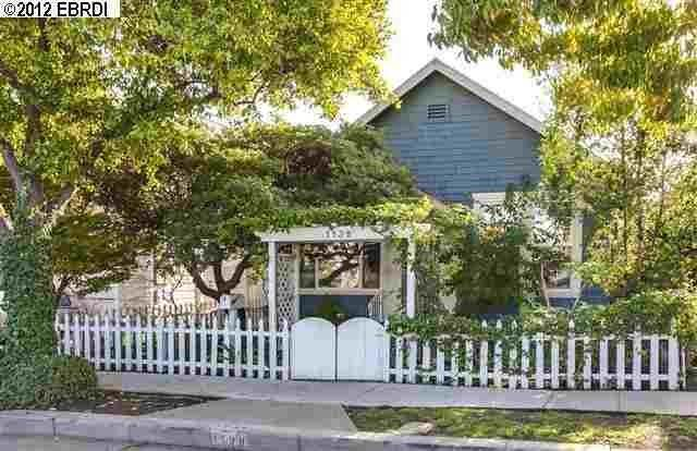 Single Family Homes at 1138 POST Street Alameda, California 94501 United States