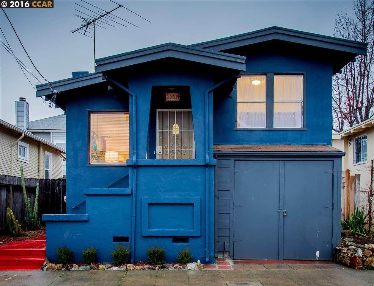 Single Family Homes at 3307 OVER Street Oakland, California 94619 United States