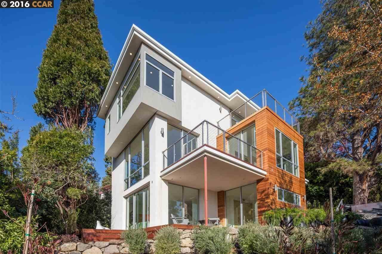 Single Family Homes at 1406 Hawthorne Terrace Berkeley, California 94708 United States