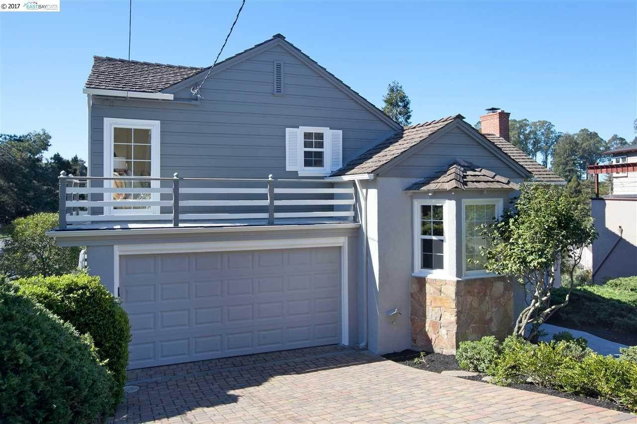 Single Family Homes at 4655 Harbord Drive Oakland, California 94618 United States