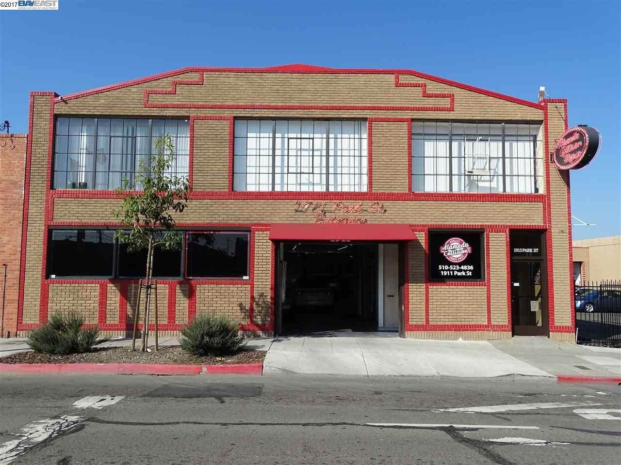 Commercial for Sale at 1913 Park Street Alameda, California 94501 United States