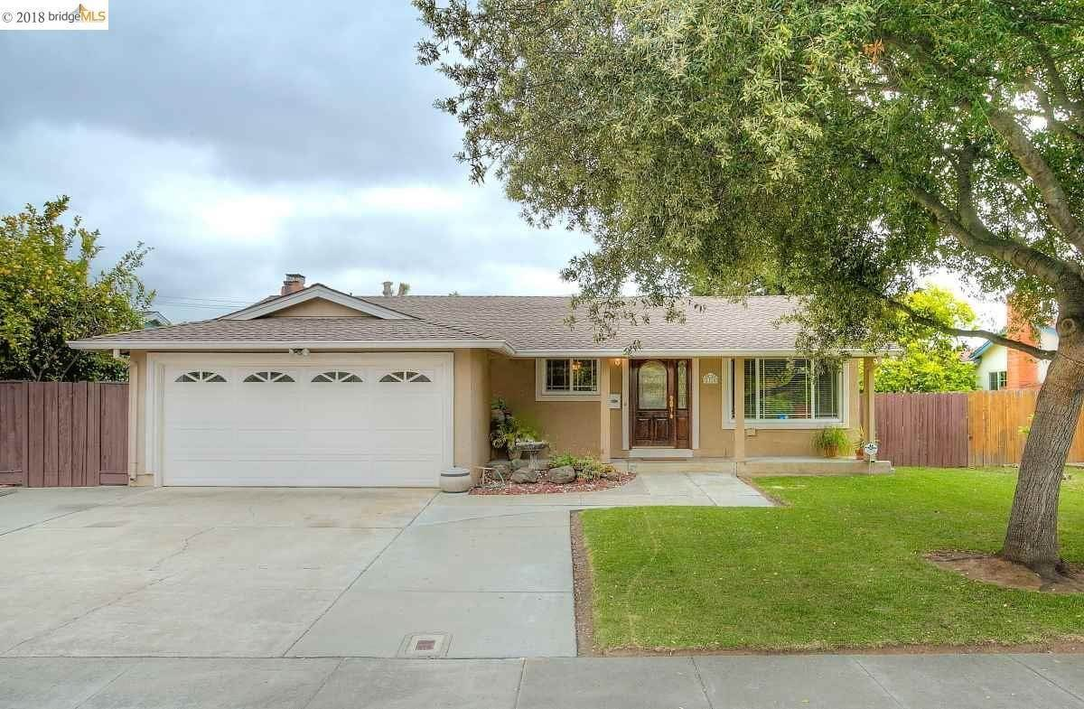Single Family Homes at 2116 Dalton Way Union City, California 94587 United States
