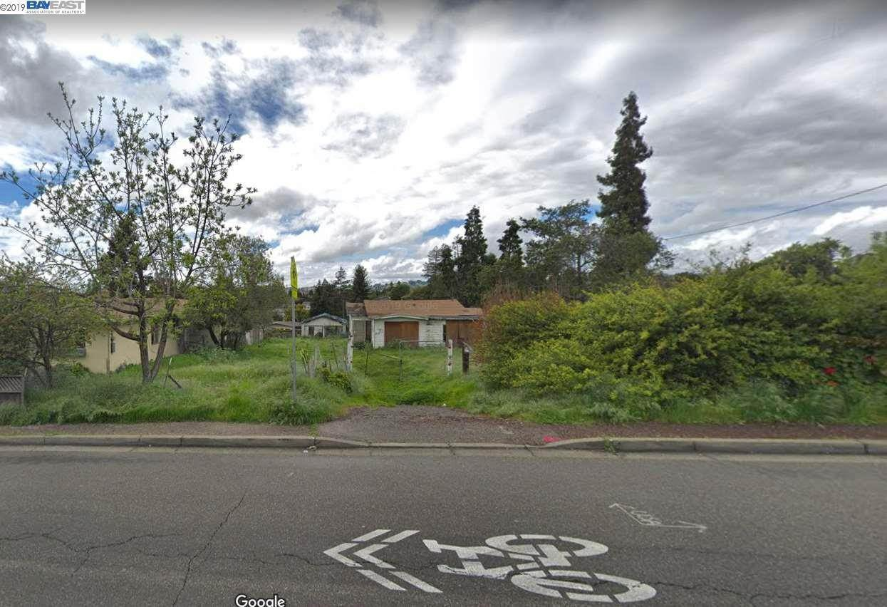 Land for Sale at 19527 Center Street Castro Valley, California 94546 United States