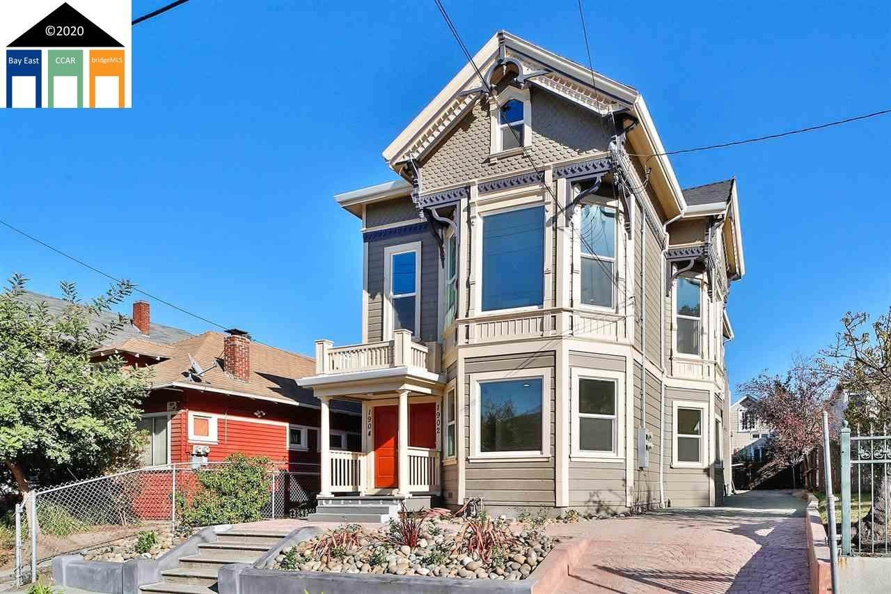 Multi-Family Homes for Sale at 1904 Filbert Street Oakland, California 94607 United States