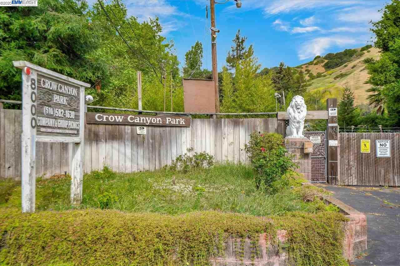 Land for Sale at 8000 Crow Canyon Road Castro Valley, California 94552 United States