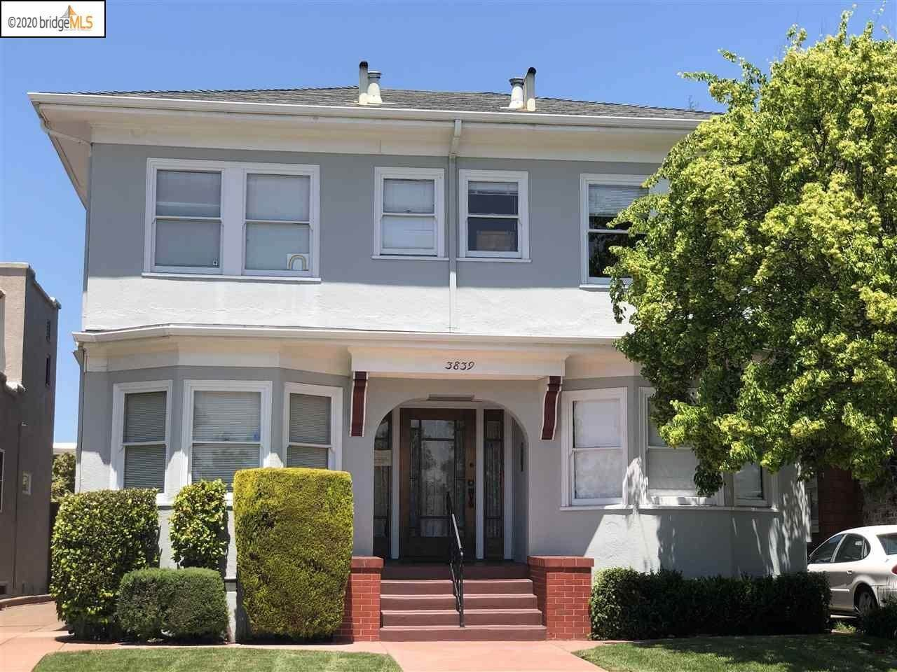 Multi-Family Homes for Sale at 3839 Park Oakland, California 94602 United States