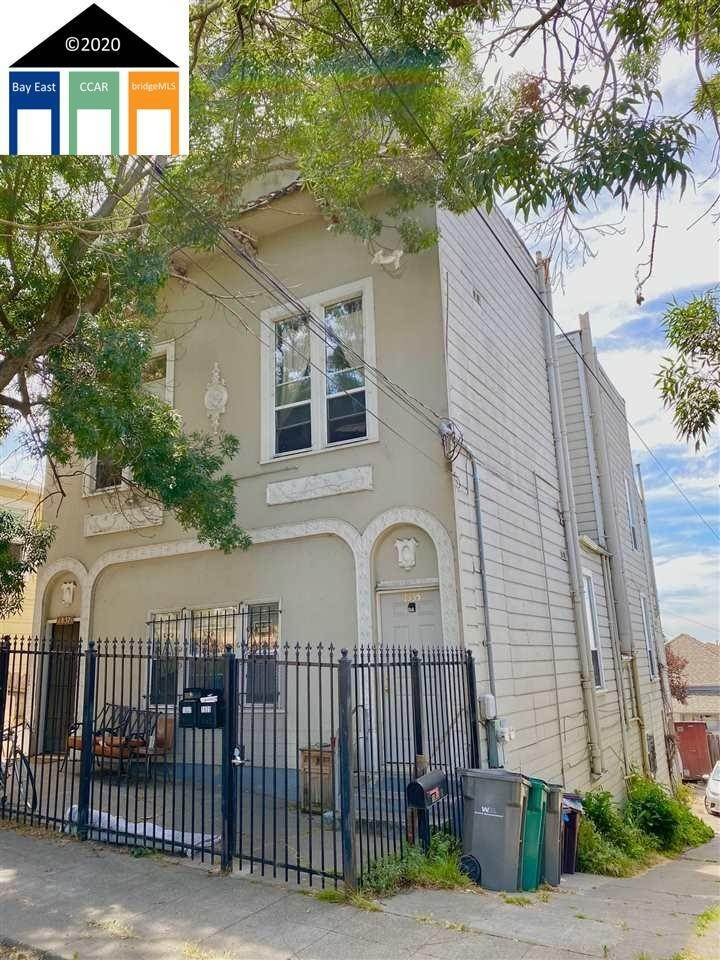 Property for Sale at 1837 E 19Th Street Oakland, California 94606 United States