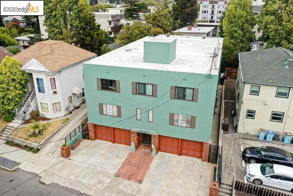 Multi-Family Homes for Sale at 1919 Curtis Berkeley, California 94702 United States