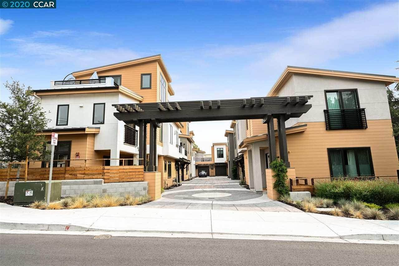townhouses for Sale at 964 Mountain View Drive Lafayette, California 94549 United States