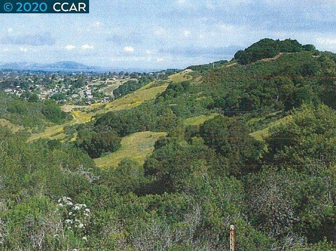Land for Sale at Castro Ranch Road El Sobrante, California 94803 United States