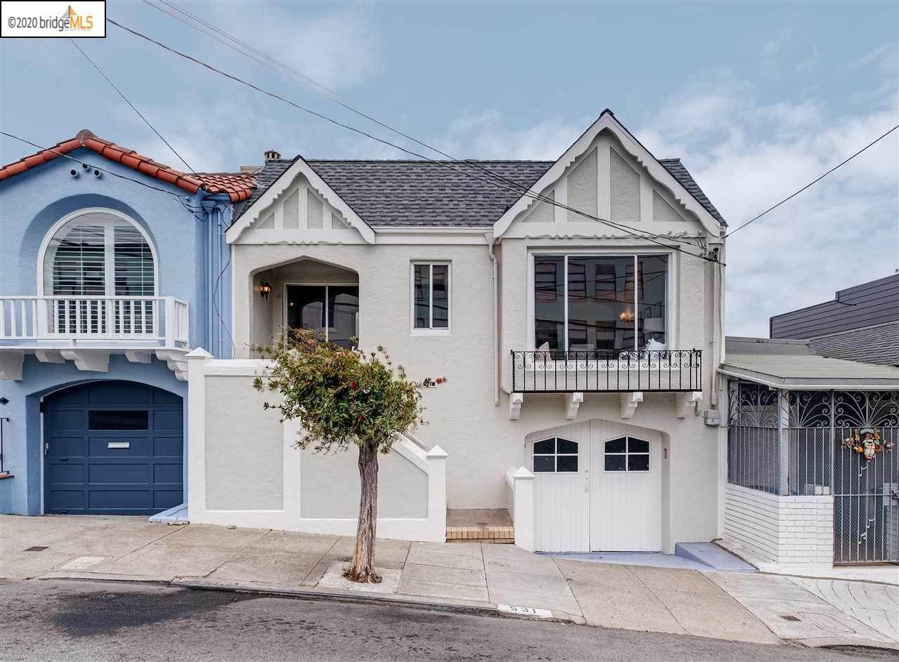 Single Family Homes at 531 Prentiss Street San Francisco, California 94110 United States