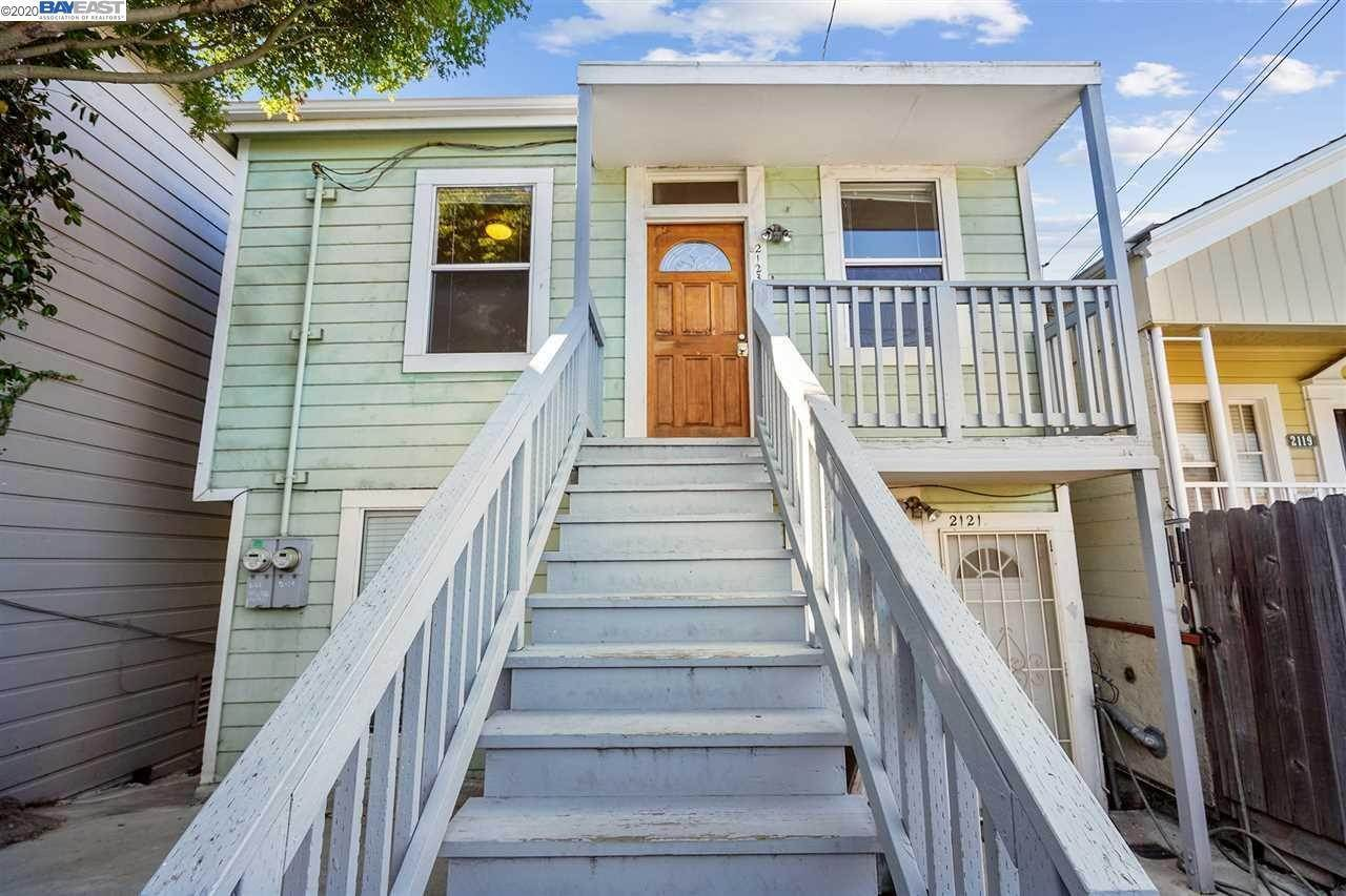 Property for Sale at 2121 E 21St Street Oakland, California 94606 United States