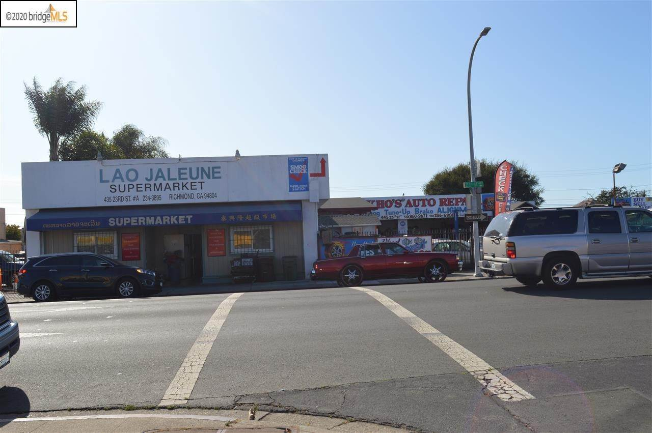 Commercial for Sale at 435 23Rd Street Richmond, California 94804 United States