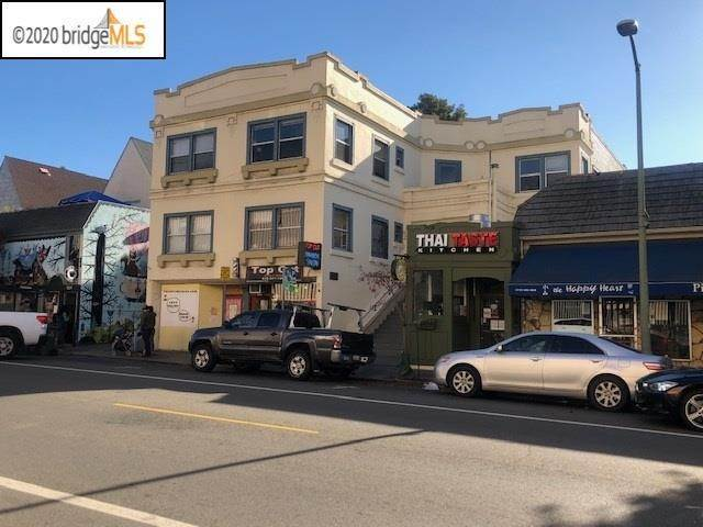 Multi-Family Homes for Sale at 3816 PIEDMONT Avenue Oakland, California 94611 United States