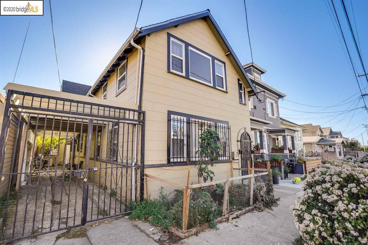 Property for Sale at 840 7th Avenue Oakland, California 94606 United States