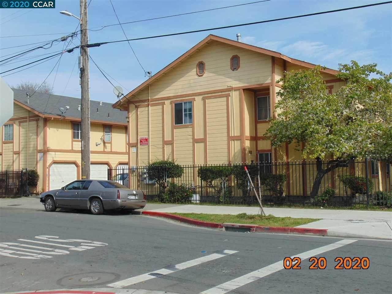 Single Family Homes at 400 20Th Street Richmond, カリフォルニア 94801 アメリカ