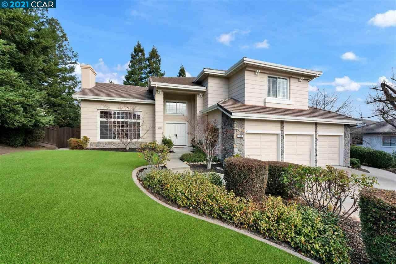 Single Family Homes for Sale at 405 Sunnyside Place San Ramon, California 94582 United States