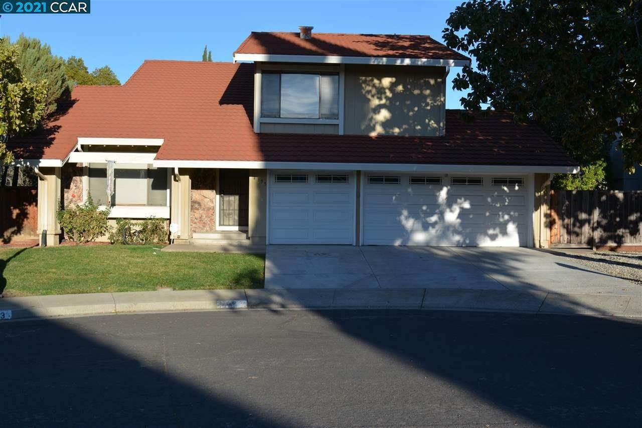 Single Family Homes à 4395 N Water Oak Court Concord, Californie 94521 États-Unis