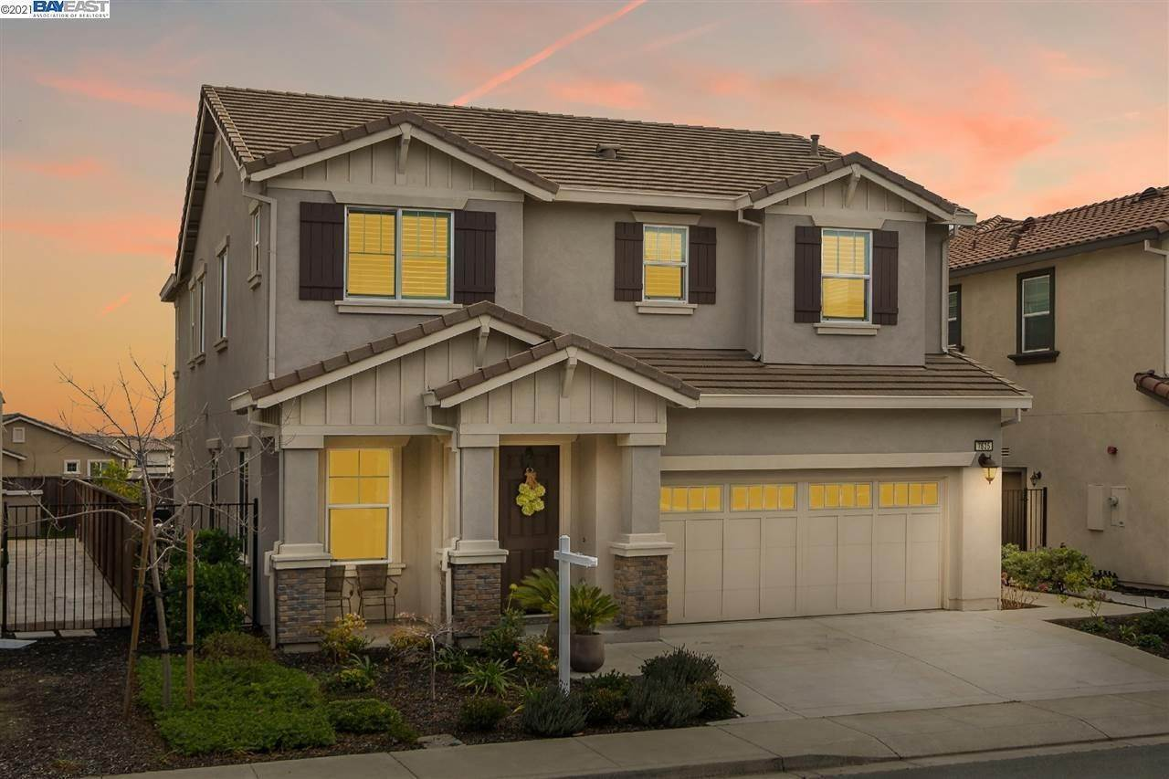 Single Family Homes for Sale at 7525 Mindy Mae Lane Dublin, California 94568 United States