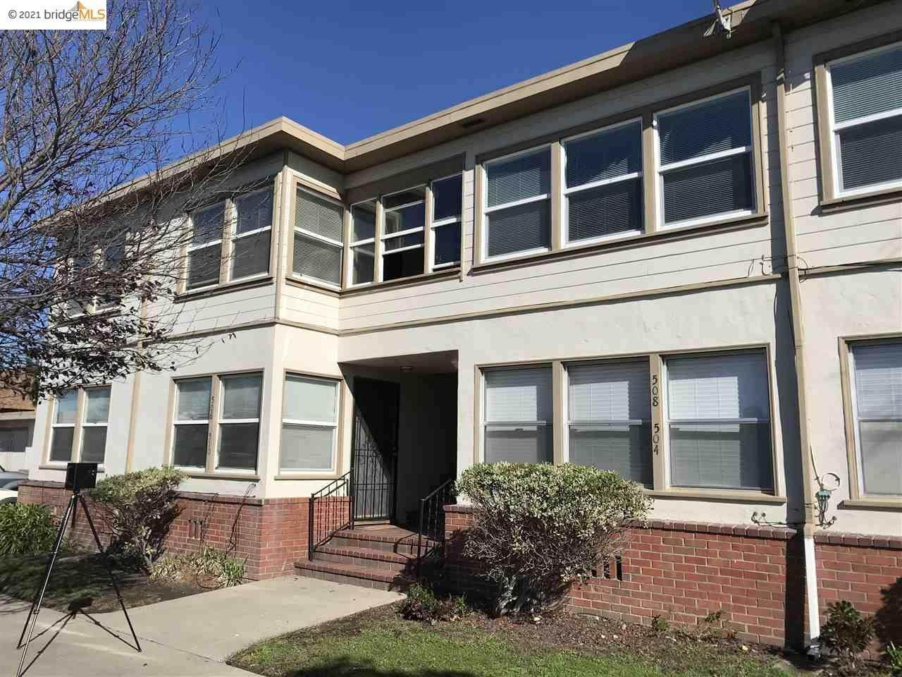 Multi-Family Homes en 508 McLaughlin Street Richmond, California 94805 Estados Unidos