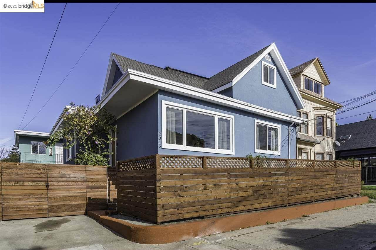 Multi-Family Homes for Sale at 2045 Emerson Street Berkeley, California 94703 United States