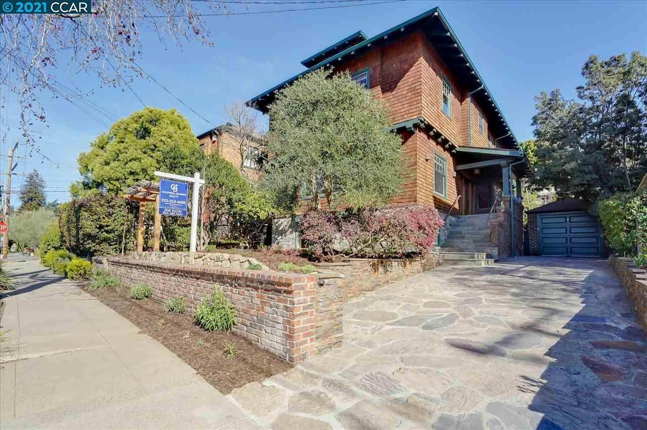 Single Family Homes for Sale at 1505 Arch Street Berkeley, California 94708 United States