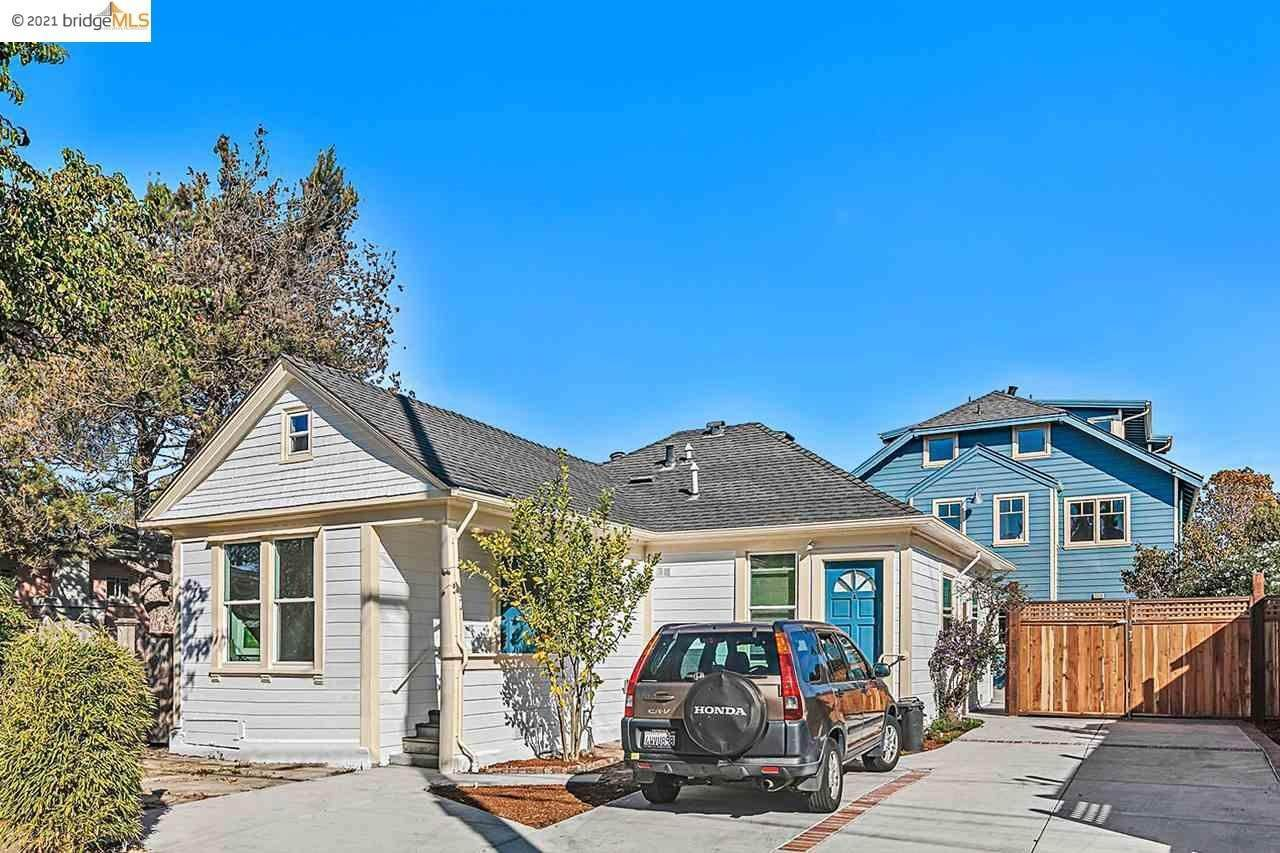 Multi-Family Homes for Sale at 2439 Tenth Street Berkeley, California 94710 United States