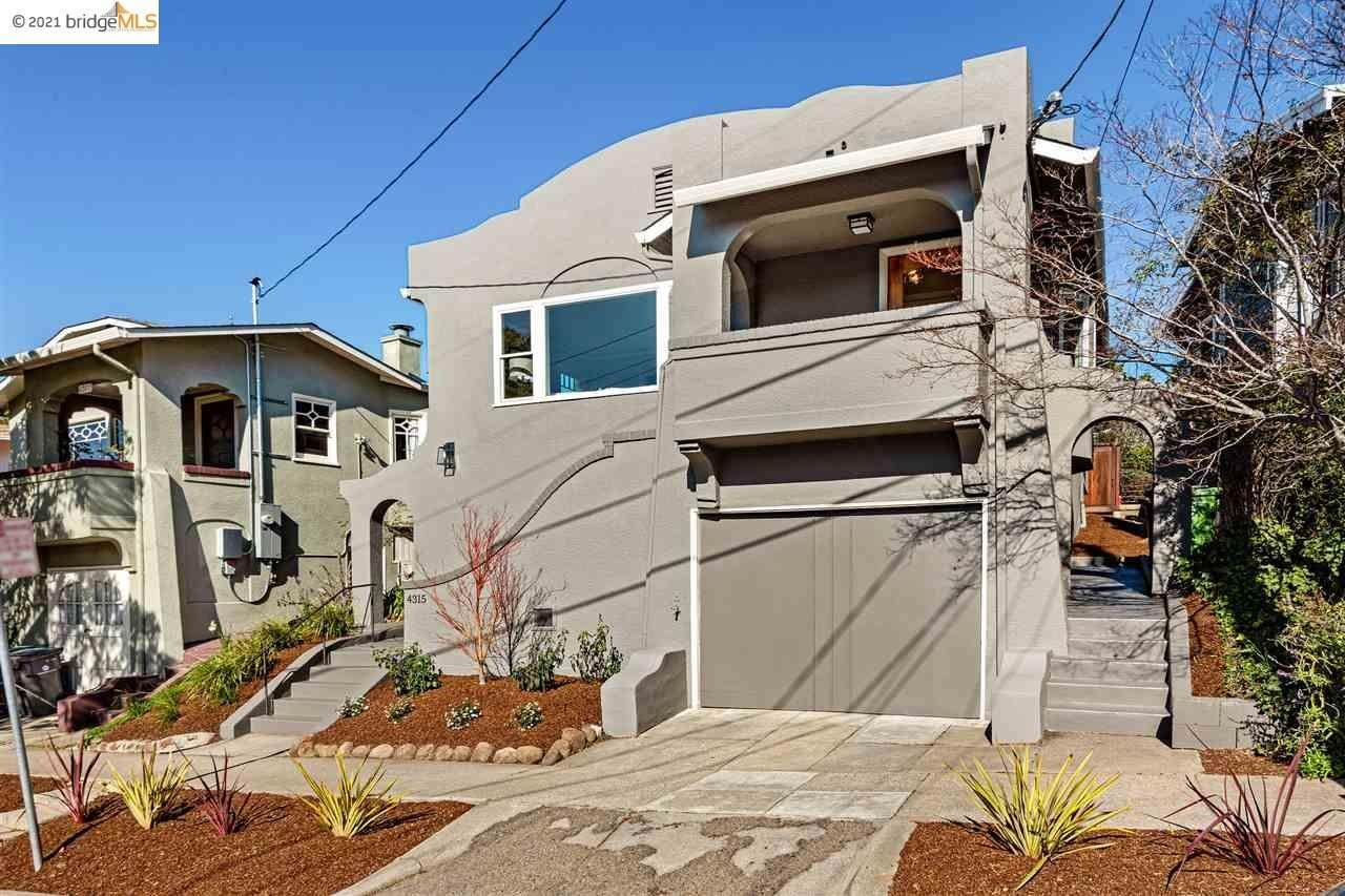 2. Single Family Homes for Sale at 4315 Evans Avenue Oakland, California 94602 United States