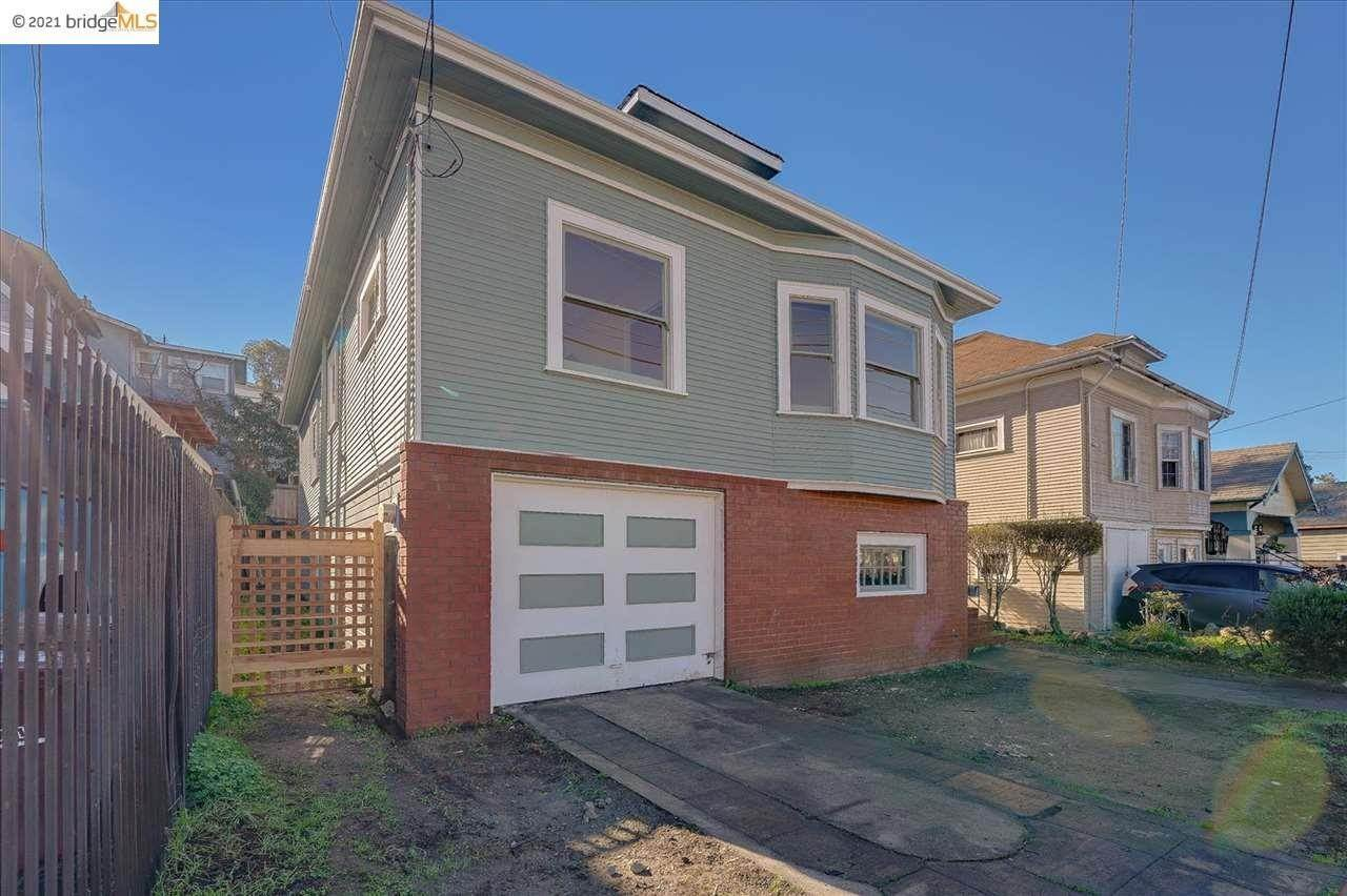 Single Family Homes for Sale at 2456 14Th Avenue Oakland, California 94606 United States