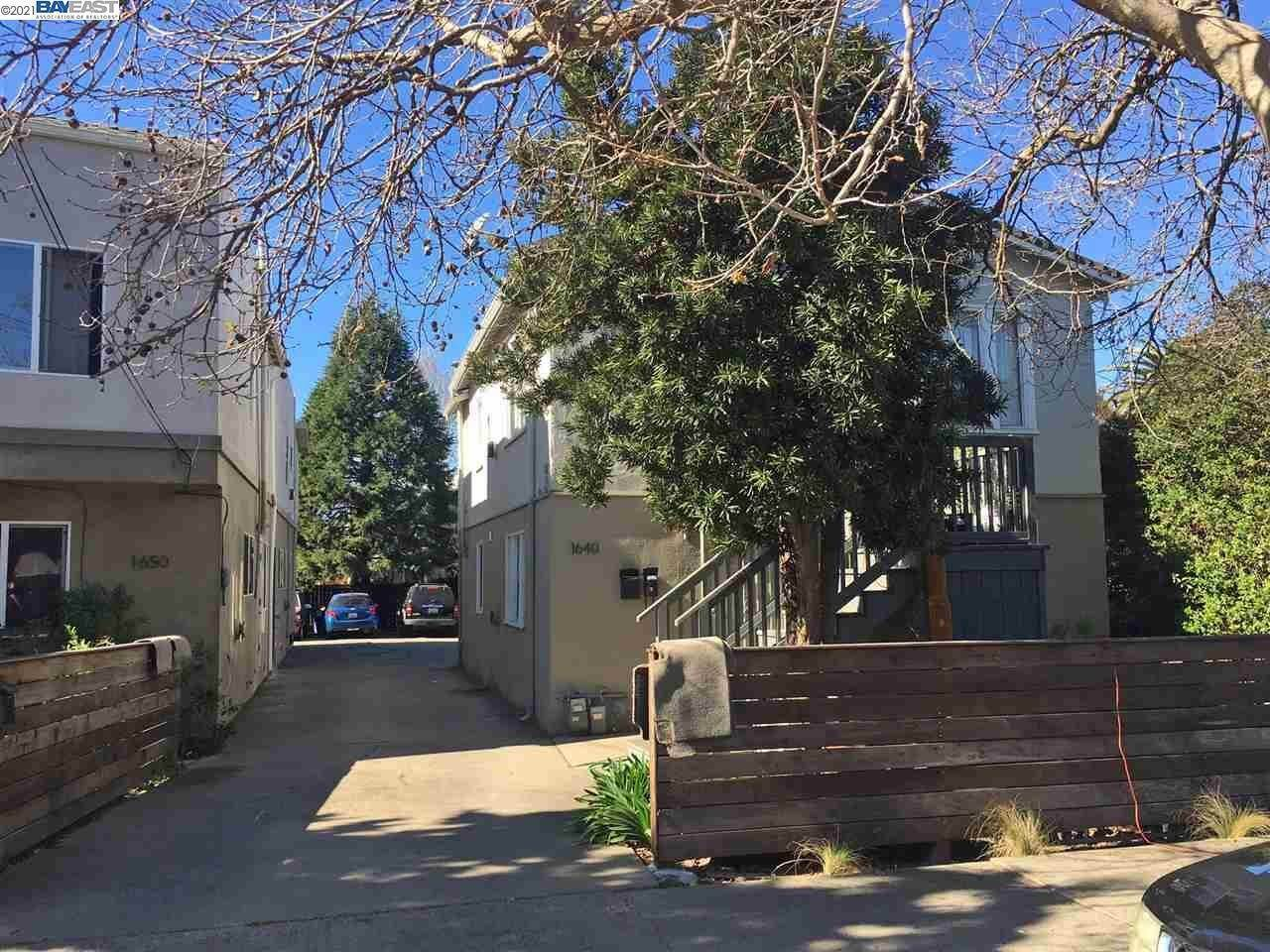 Multi-Family Homes for Sale at 1640 7Th Street Berkeley, California 94710 United States