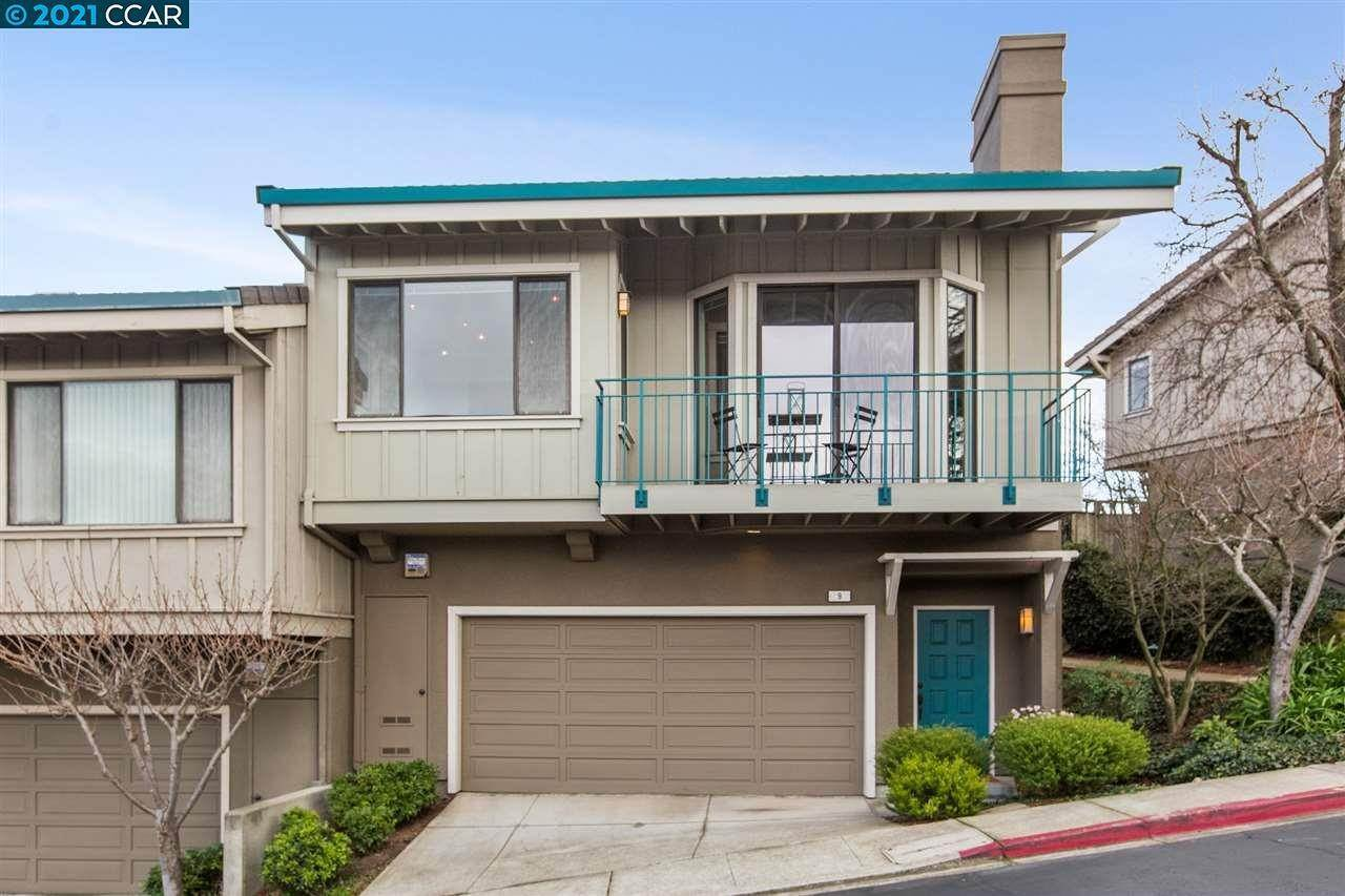 townhouses for Sale at 9 Windward Hill Oakland, California 94618 United States