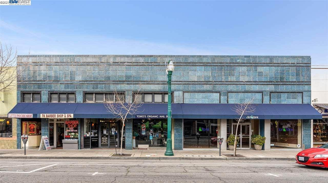 Commercial for Sale at 1413 Park Street Alameda, California 94501 United States