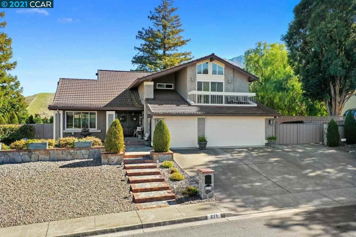 Single Family Homes for Sale at 271 Mountaire Pkwy Clayton, California 94517 United States