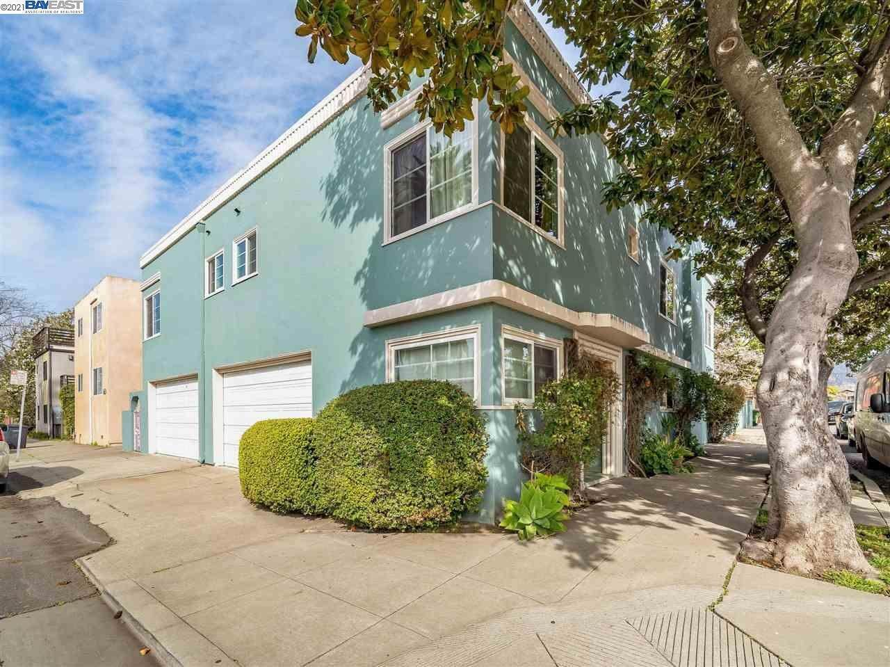 Multi-Family Homes for Sale at 1135 Page Street Berkeley, California 94702 United States