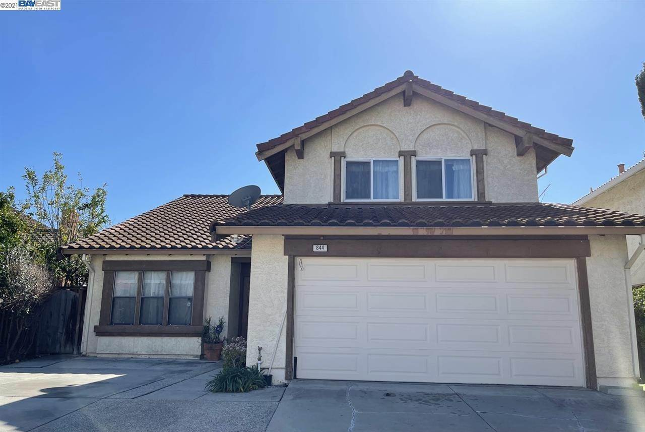 Single Family Homes for Sale at 844 LAS LOMAS Drive Milpitas, California 95035 United States