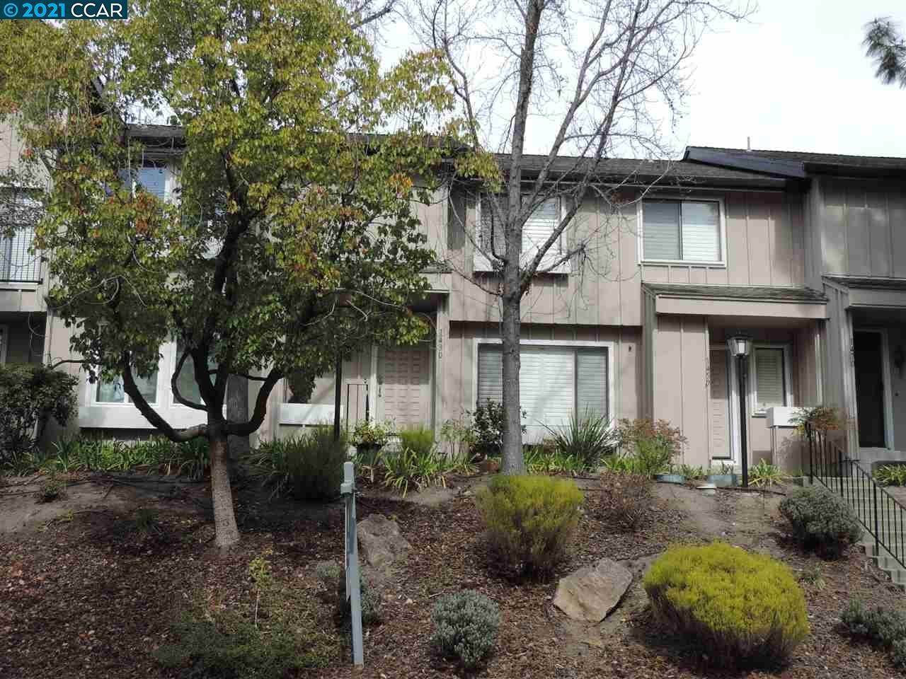 townhouses at 1430 Tampico Place Walnut Creek, カリフォルニア 94598 アメリカ