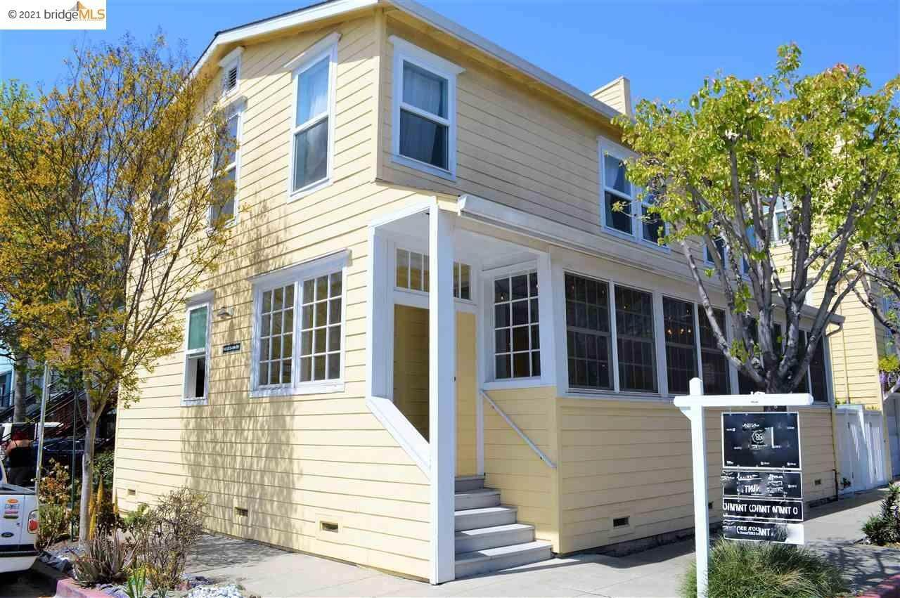 townhouses for Sale at 1450 34Th Street Oakland, California 94608 United States