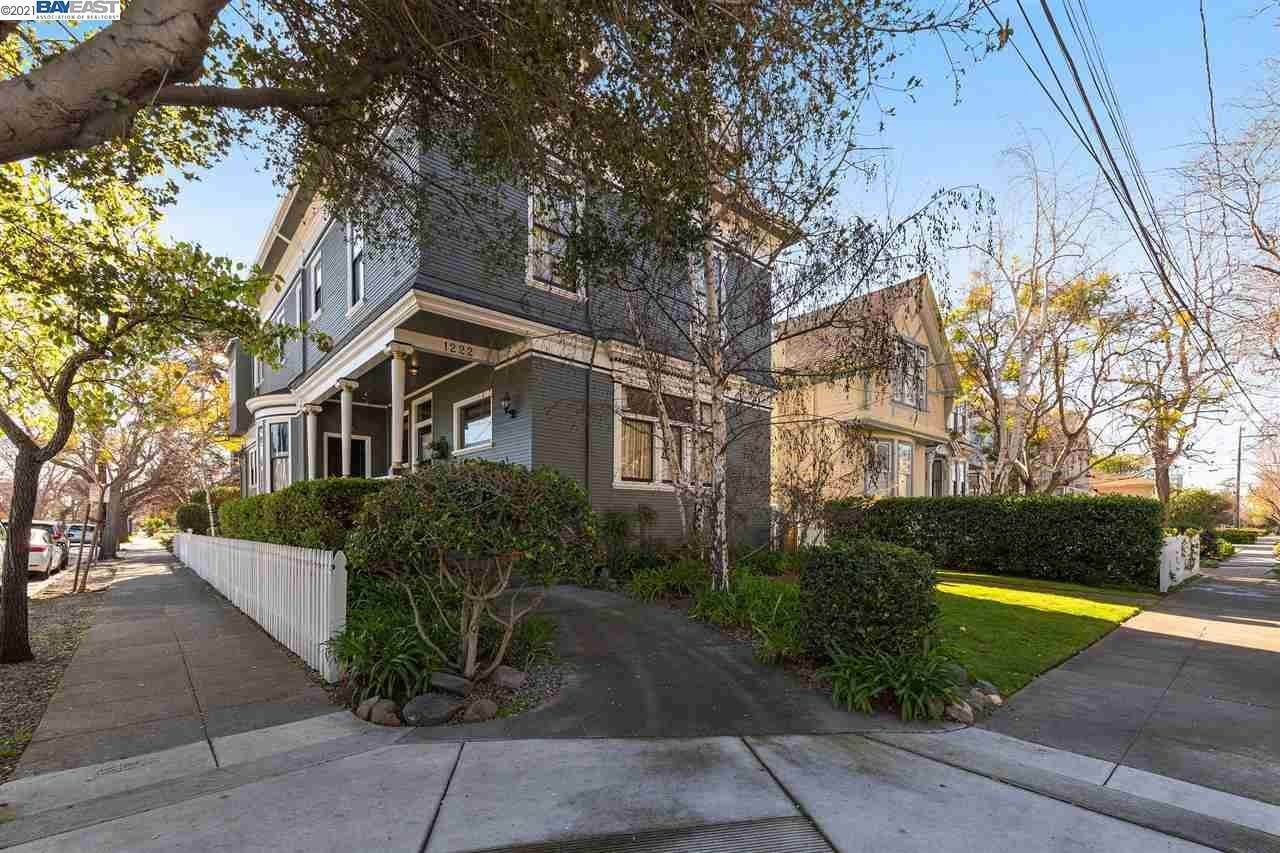 Multi-Family Homes for Sale at 1222 Paru Street Alameda, California 94501 United States