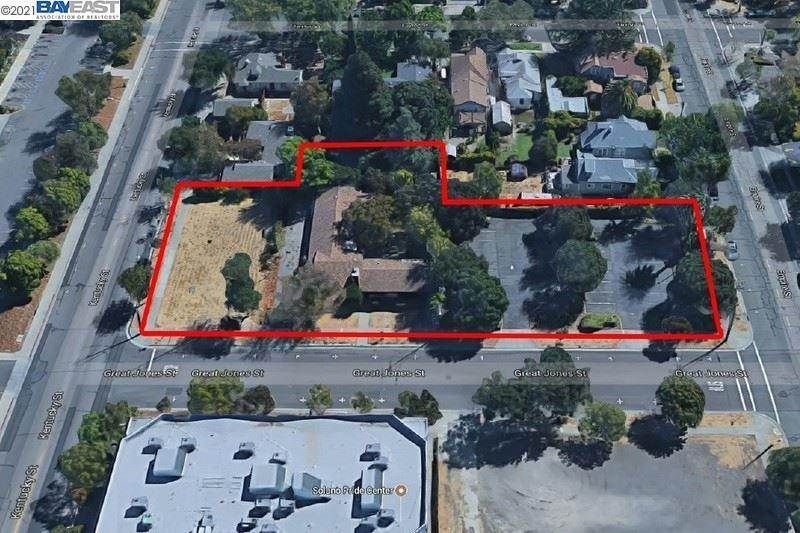 Land for Sale at 848 Great Jones Fairfield, California 94533 United States