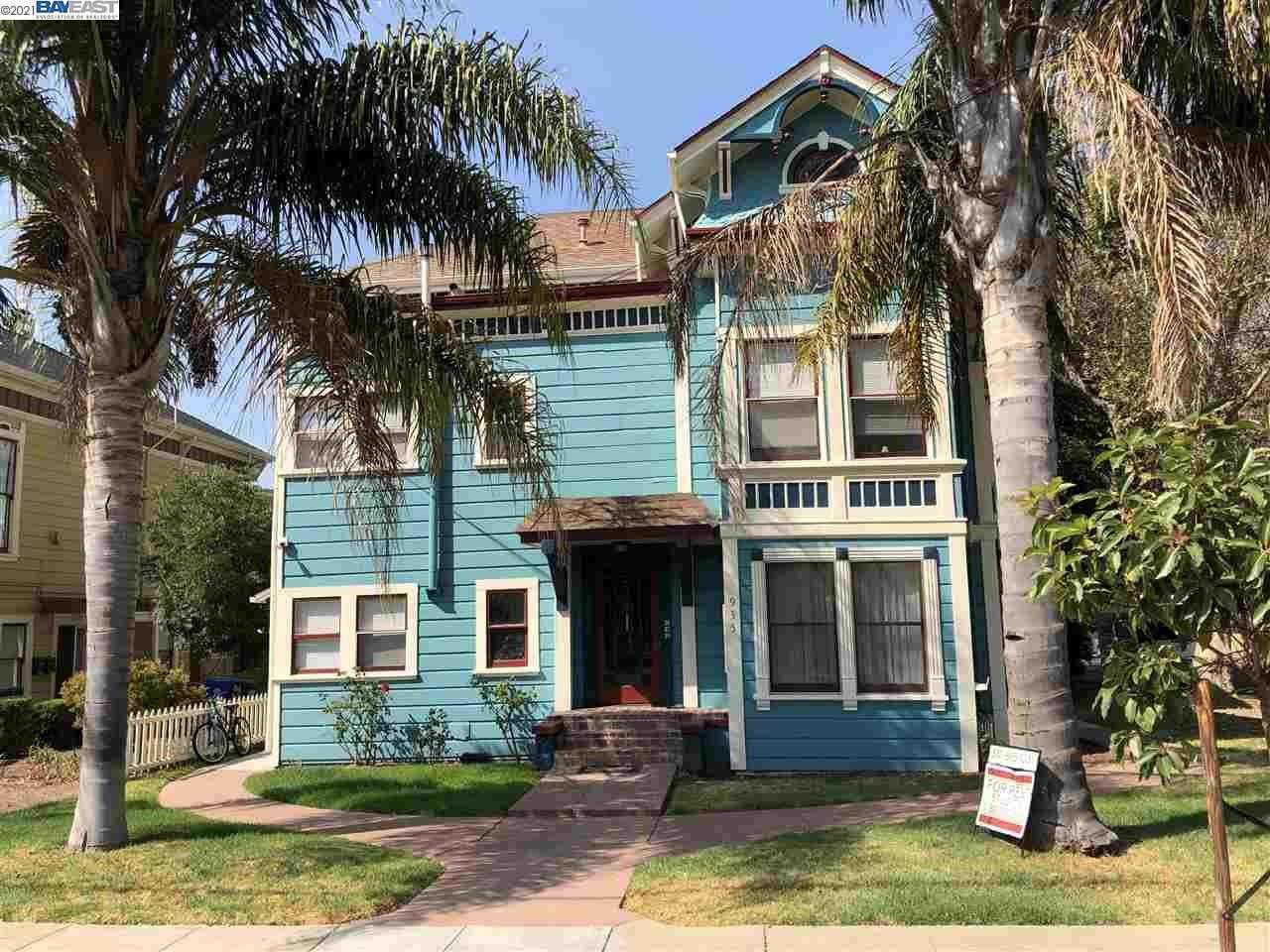 Multi-Family Homes for Sale at 935 Santa Clara Avenue Alameda, California 94501 United States