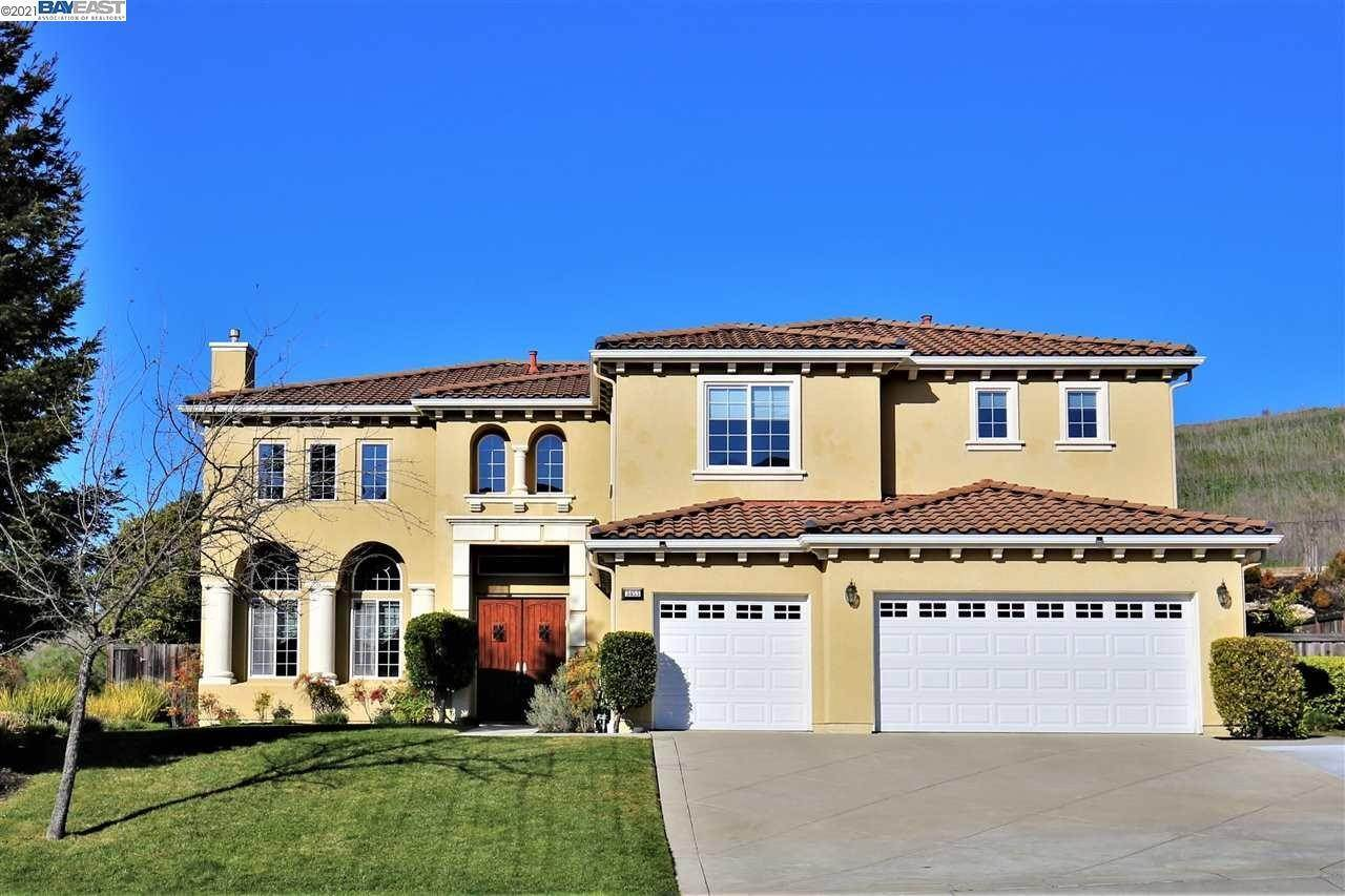 Single Family Homes for Sale at 3453 Ashbourne Circle San Ramon, California 94583 United States