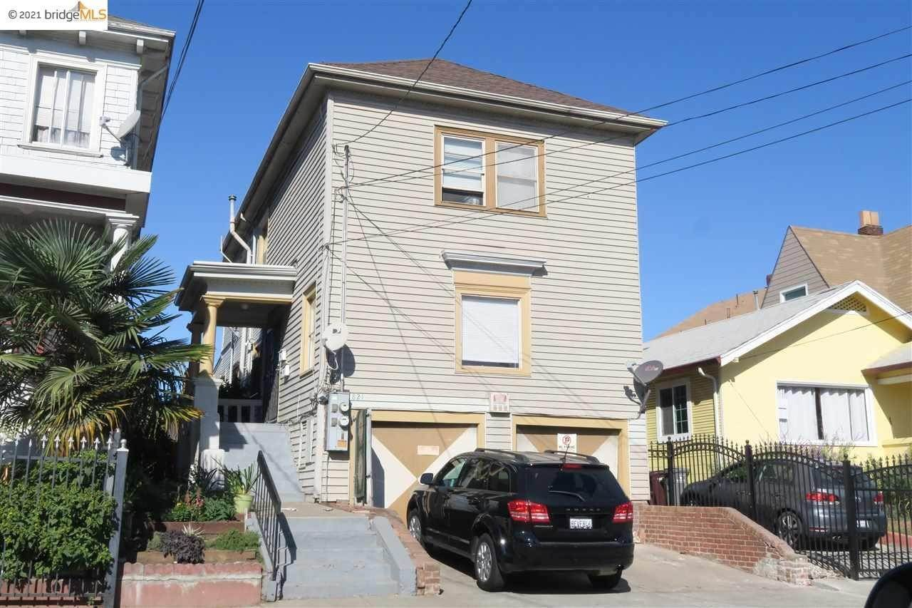 Single Family Homes for Sale at 1821 Chestnut Street Oakland, California 94607 United States
