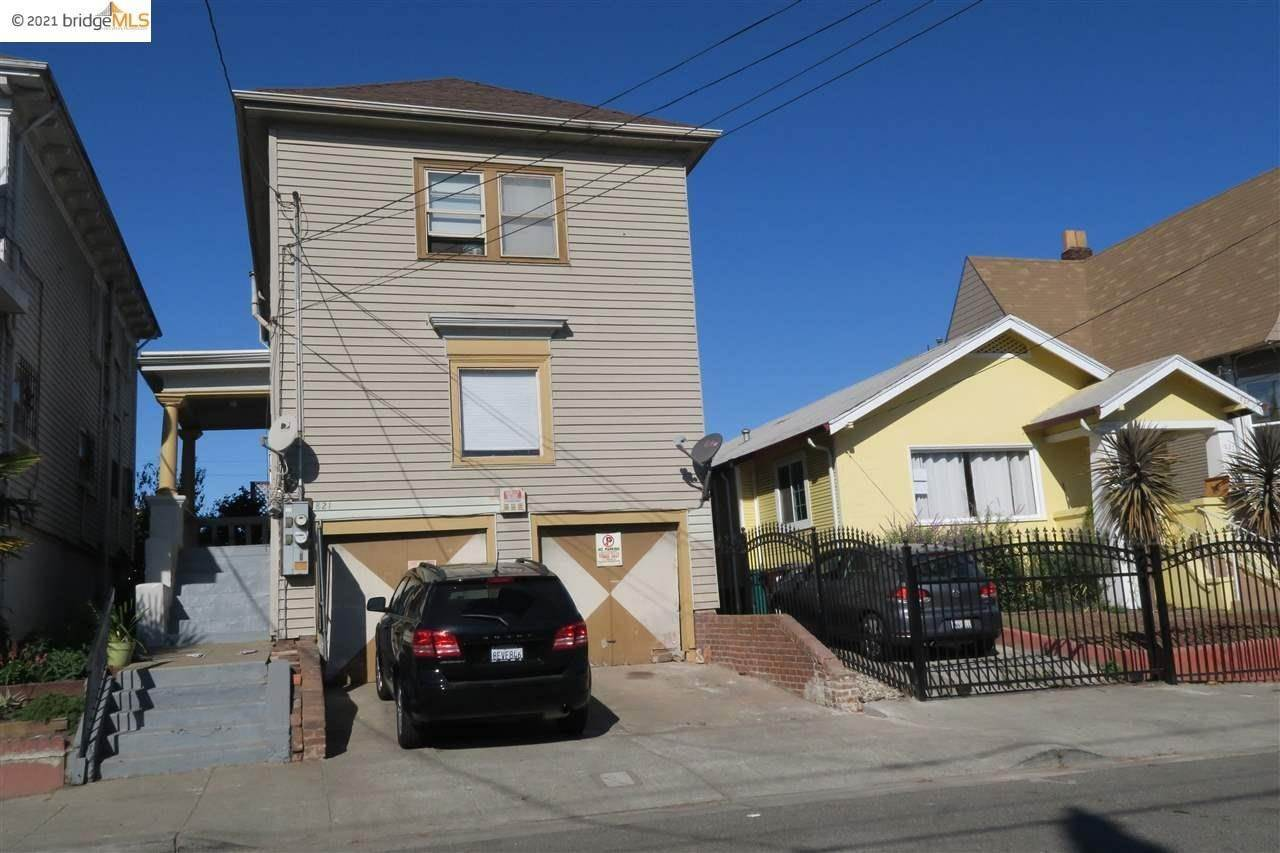 2. Single Family Homes for Sale at 1821 Chestnut Street Oakland, California 94607 United States