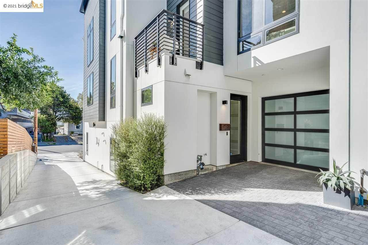 townhouses for Sale at 471 Jean Street Oakland, California 94610 United States