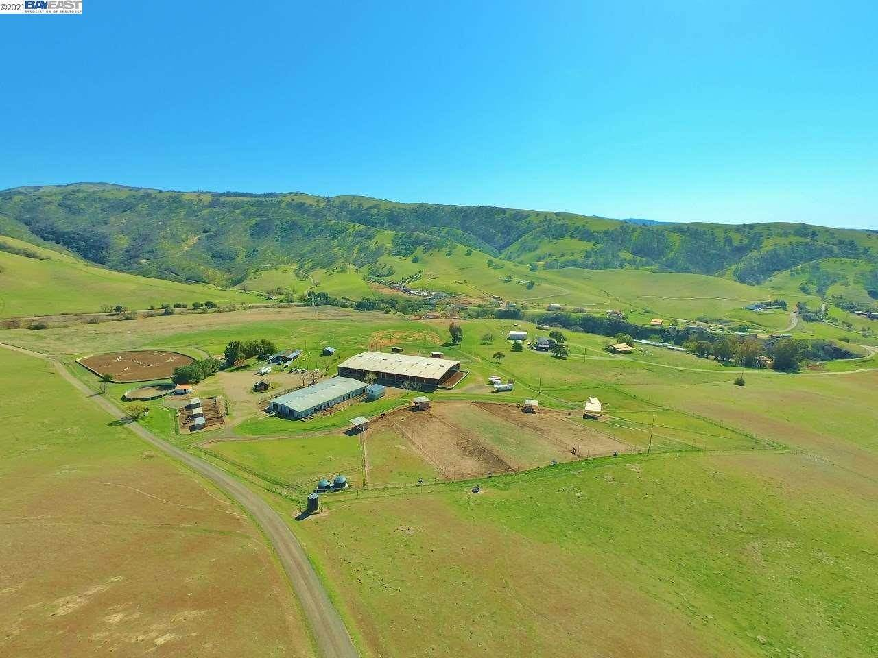 Land for Sale at 12902 Tesla Road Livermore, California 94550 United States