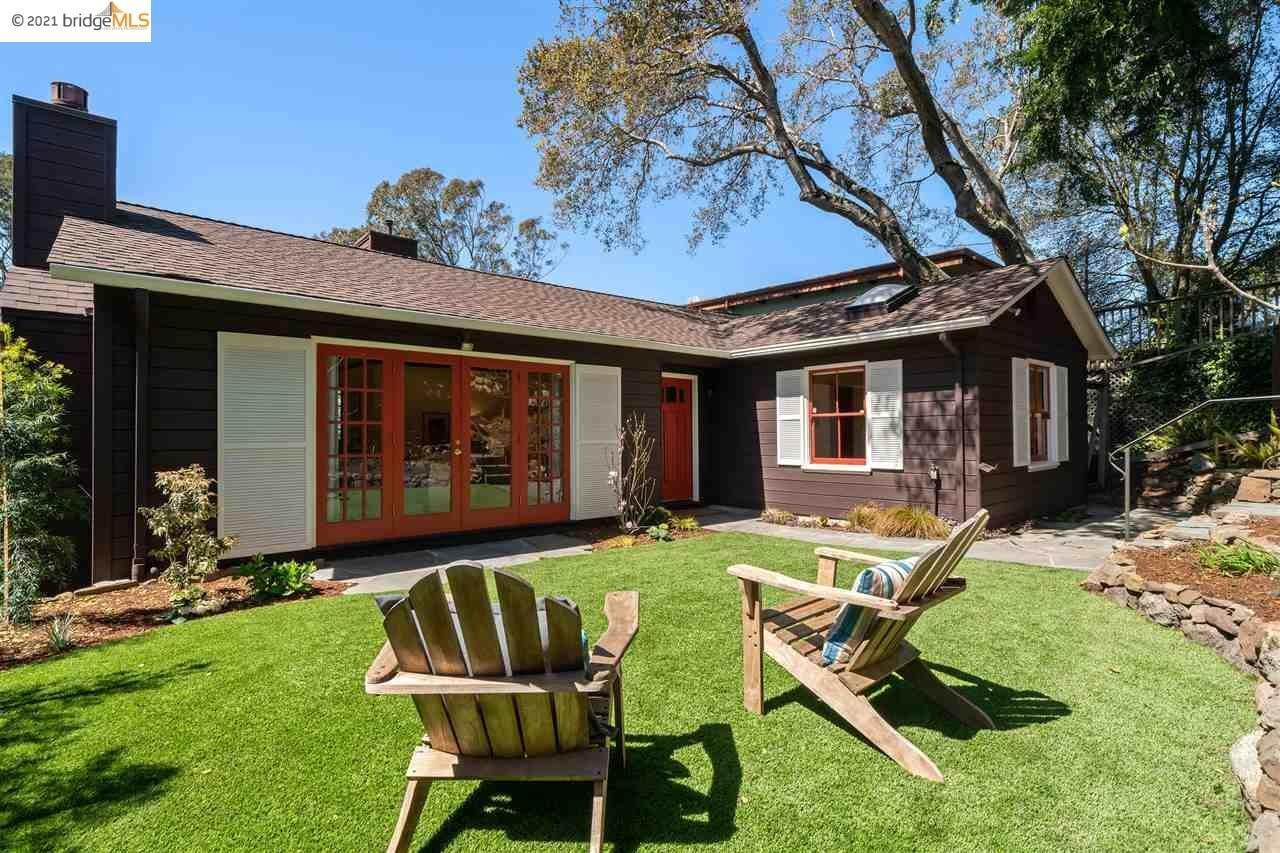 Single Family Homes for Sale at 1456 Campus Drive Berkeley, California 94708 United States