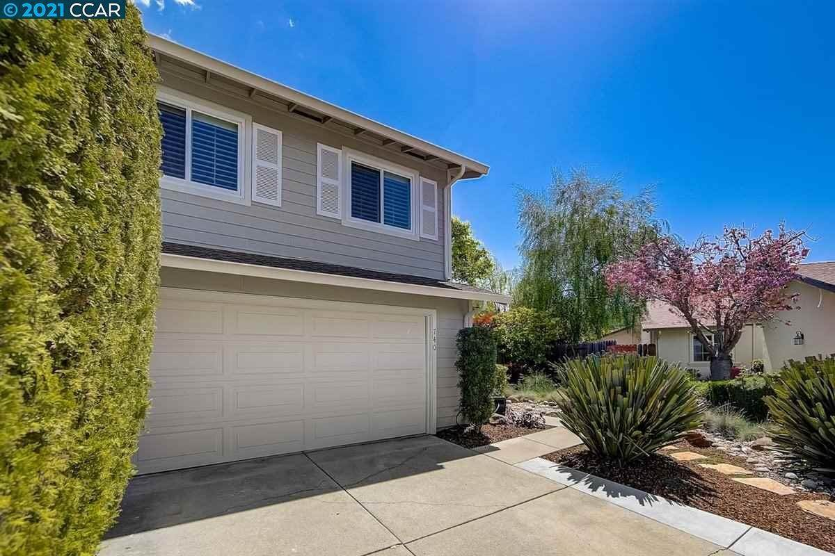 Single Family Homes for Sale at 740 Fountainhead Court San Ramon, California 94583 United States