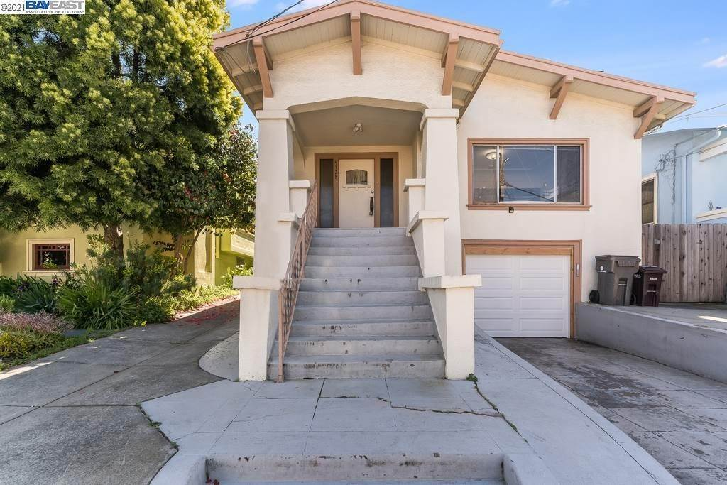 Single Family Homes for Sale at 5328 Bryant Avenue Oakland, California 94618 United States